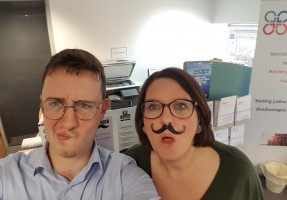 We're doing our bit for Movember! article image